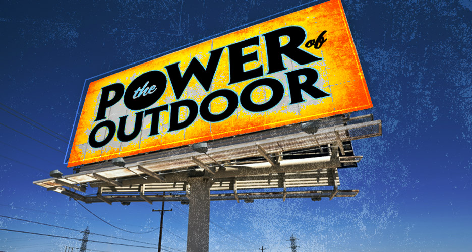 The Power Of Outdoor