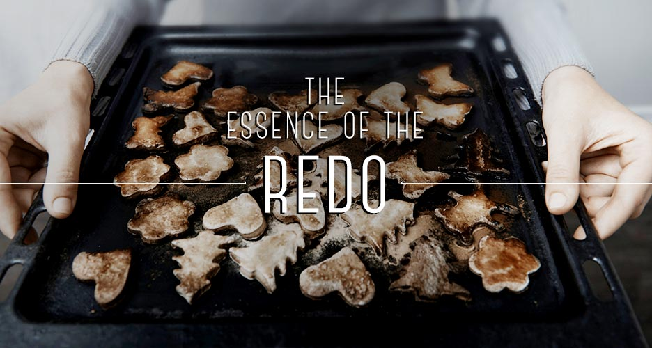 The Essence Of The Redo