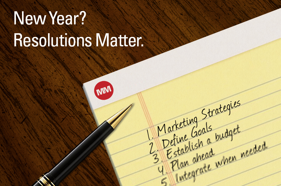 Make Your 2014 Marketing Resolution