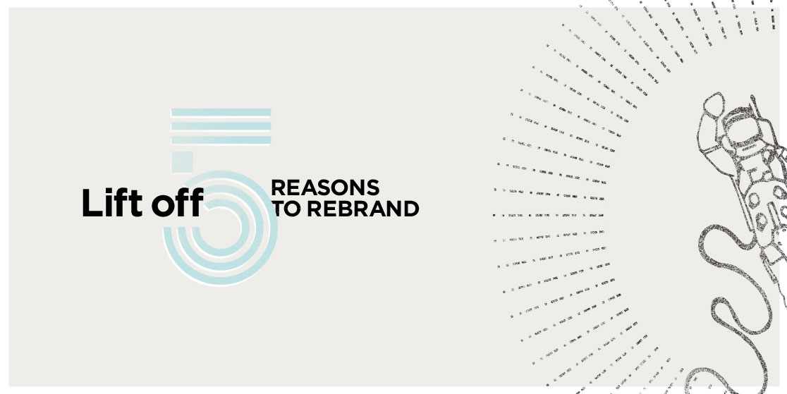 5 Reasons To Rebrand